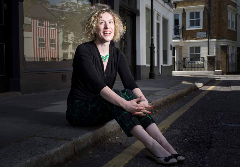 Dr Oonagh Murphy, Arts Manager, Goldsmiths, University of London