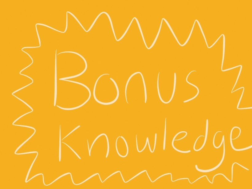 bonus knowledge by John Shelvin